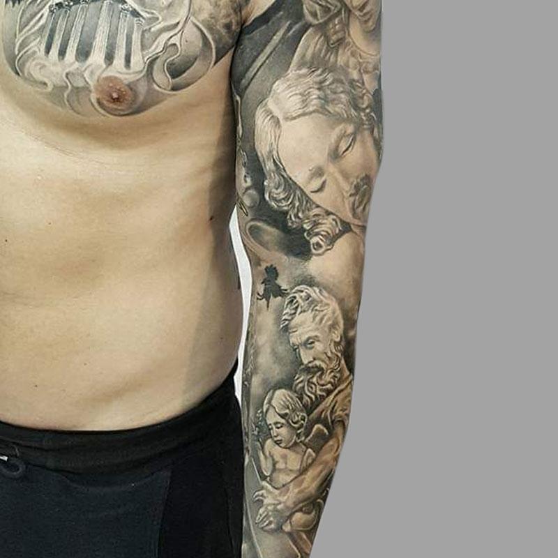 Tattoo München - Picasso Tattoo
