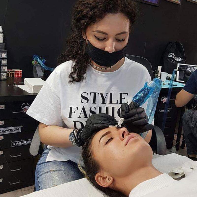 Kosmetischen Tätowierungen München - Picasso Tattoo Studio